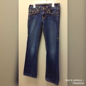 Denim - True Religion Twisted Sean Size 25 Jeans